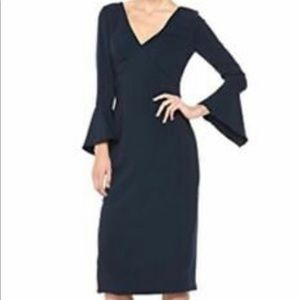 MONIQUE LHUILLIER designer dress  NWT